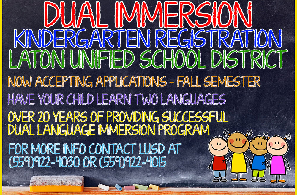 Dual Immersion Registration